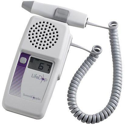 Summit Doppler LifeDop L250 Hand-Held Doppler with 5 MHz Probe