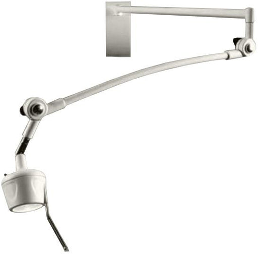 Sunnex HM28002W HM Series Wall Mount Exam Light - Articulated Arm