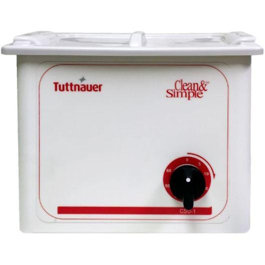 Tuttnauer Clean & Simple Ultrasonic Cleaner - 0.85 gallons