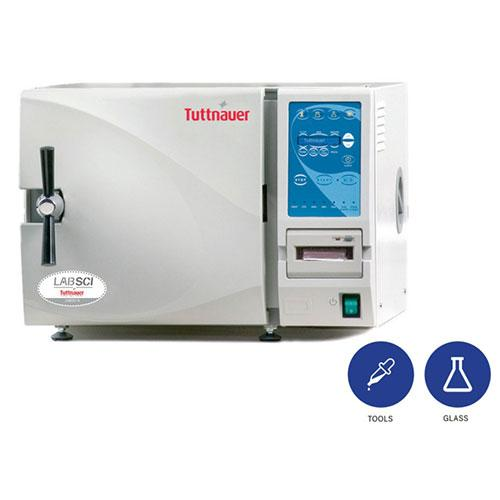 Tuttnauer LABSCI 10 Electronic Benchtop Autoclave