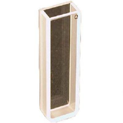 Unico 1.7ml Rectangular Quartz Cuvette