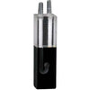 Unico Black Square Glass Cuvette - 0.07 ml Capacity