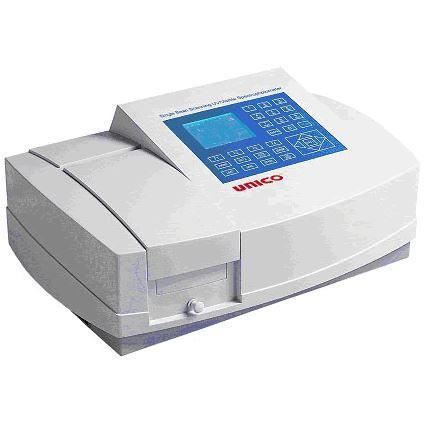 Unico SpectroQuest SQ2802 UV-Visible Spectrophotometer - 2