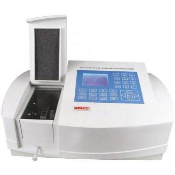Unico SpectroQuest SQ4802 Double Beam UV-Visible Spectrophotometer - 2