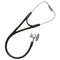 Welch Allyn Harvey DLX Stethoscope - Double Head, Black