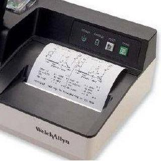 Welch Allyn Thermal Roll Printer Paper in Printer