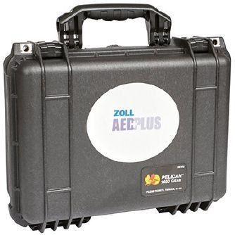 Zoll AED Plus Pelican Case - Small closed