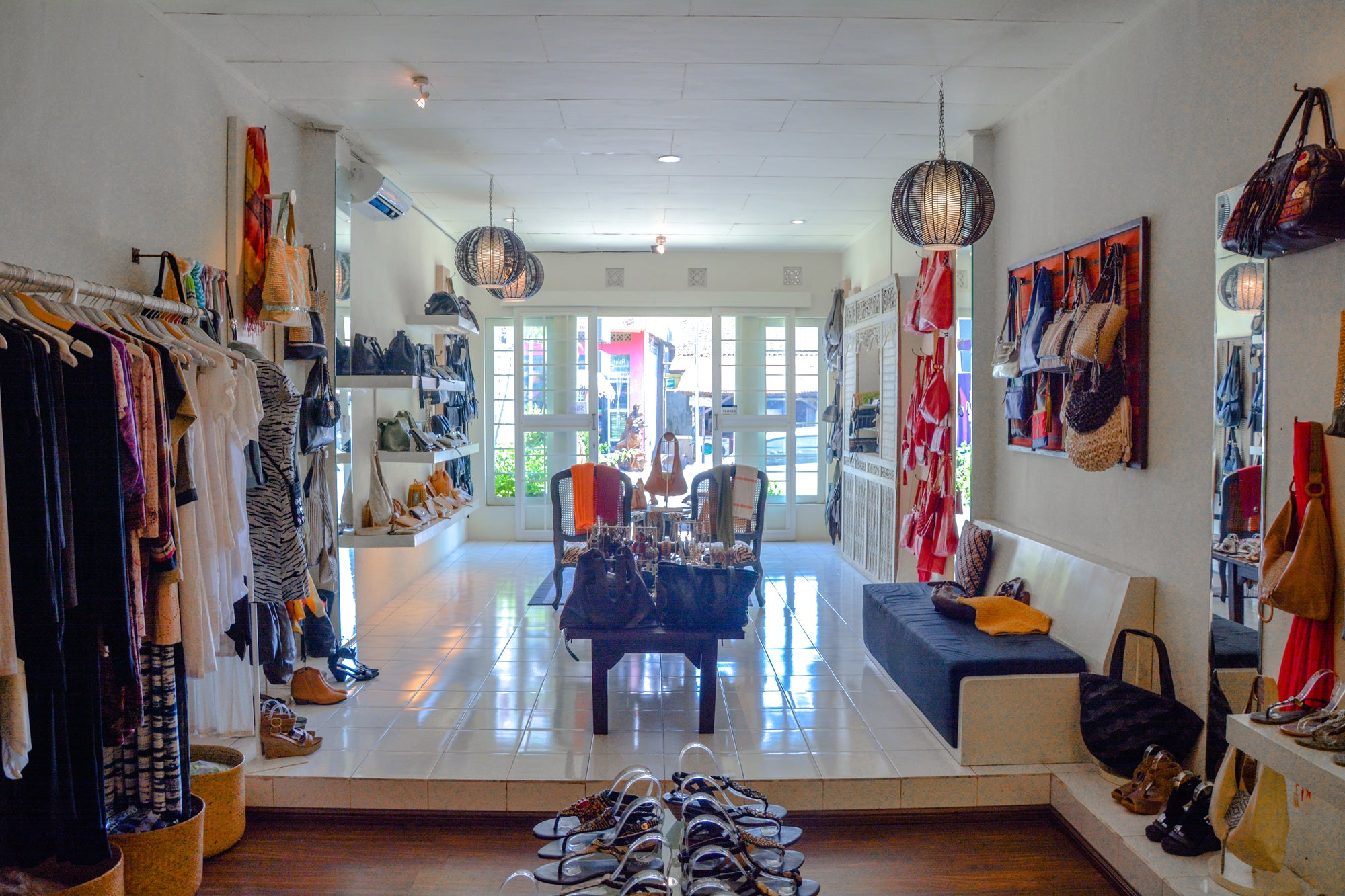 Resort Store Inside