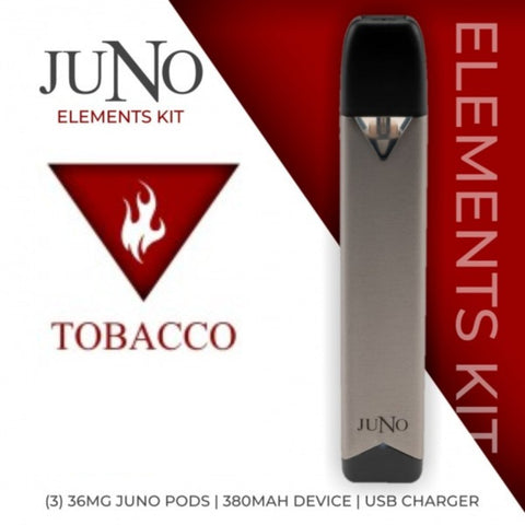 JUNO ULTRA PORTABLE VAPORIZER STARTER KIT