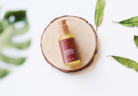 Brazilian Glow ™ Multi-Tasking Superfruit Elixir Oil: A Superfood-Based Skincare Spotlight