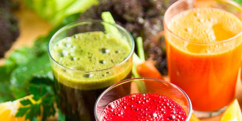 Committed to Natural and Organic-Juicing Therapy by Teadora