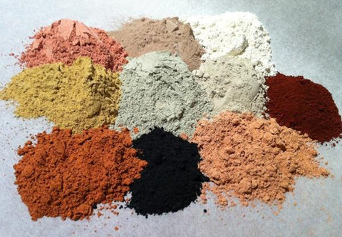 All About Brazilian Mineral, Kaolin Clays
