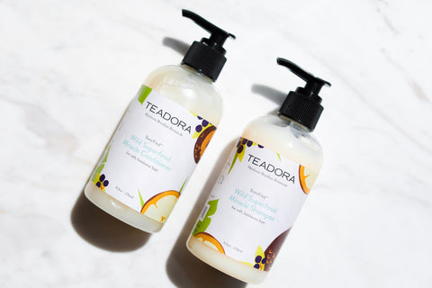 Wild Superfood Miracle Shampoo & Conditioner