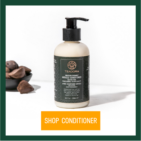 teadora vegan conditioner