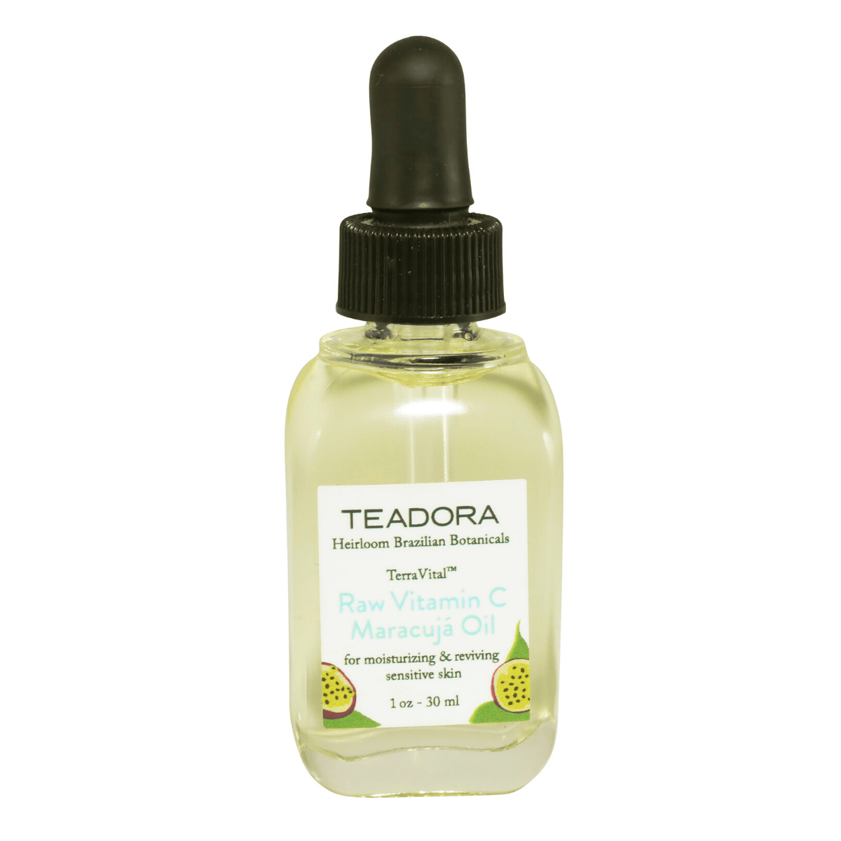 Raw Vitamin C Maracujá Oil - Teadora