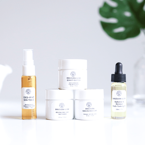 RAW Skincare Discovery Set + GWP - Sensitive Skin
