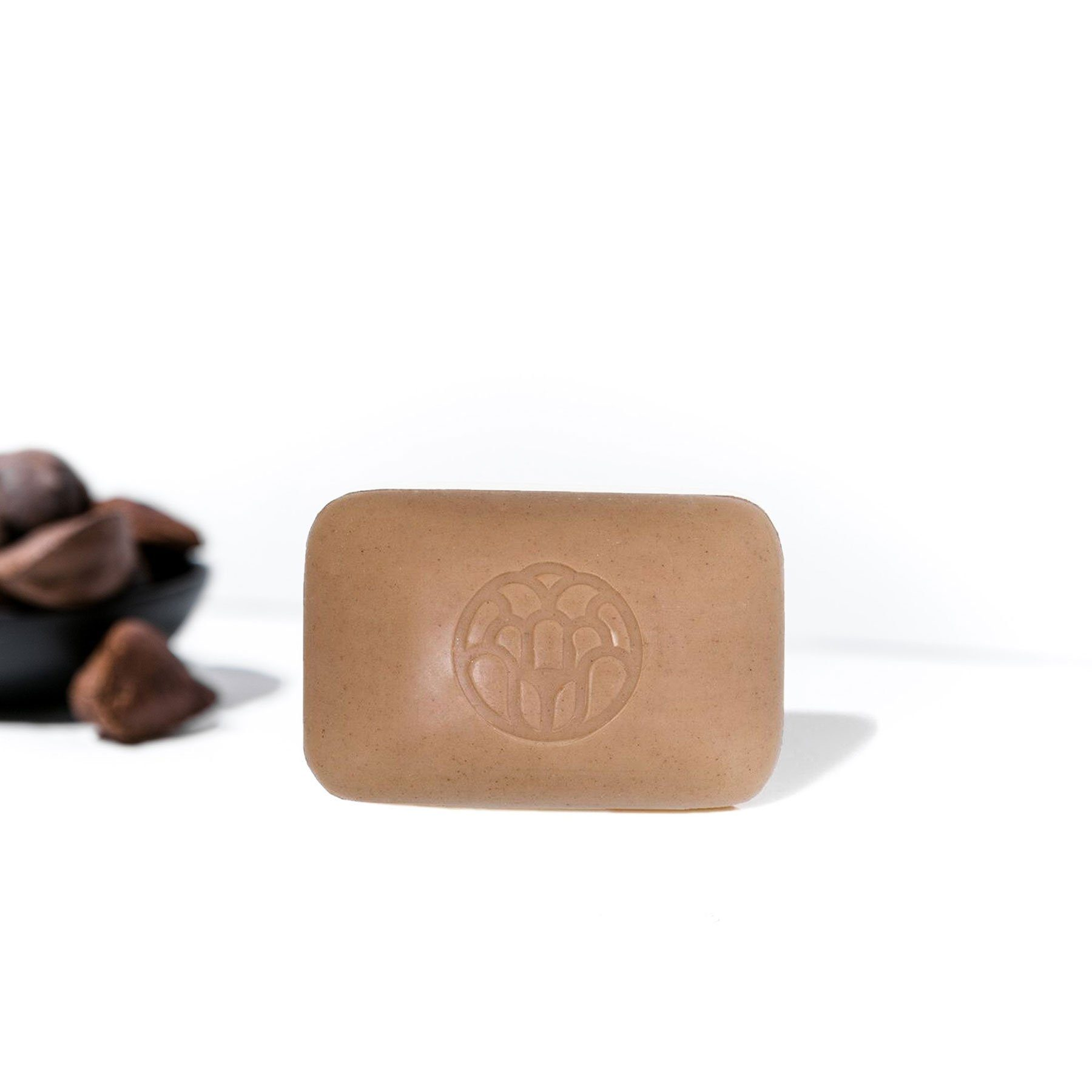 Brazilian Glow Vegan Soap Exfoliating Clay Bar - Teadora