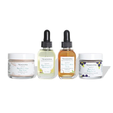 Raw Skincare Discovery Set + GWP for Acne Prone Skin