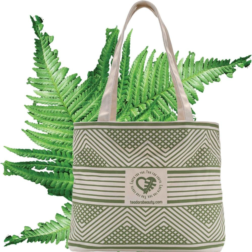 Eco-Chic Travel Tote
