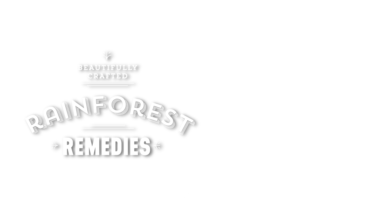 Beautifully Crafted Rainforest Remedies