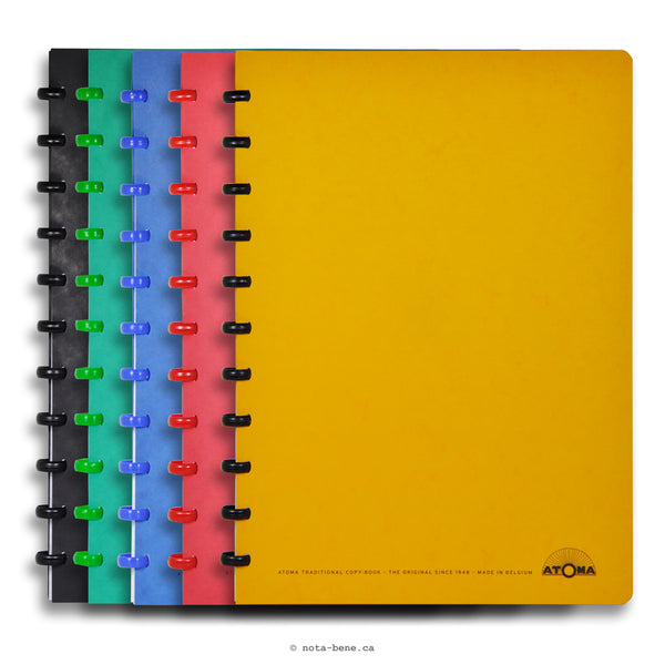 Atoma Cahier A4 - Ligné • A4 Lined notebook [41422]