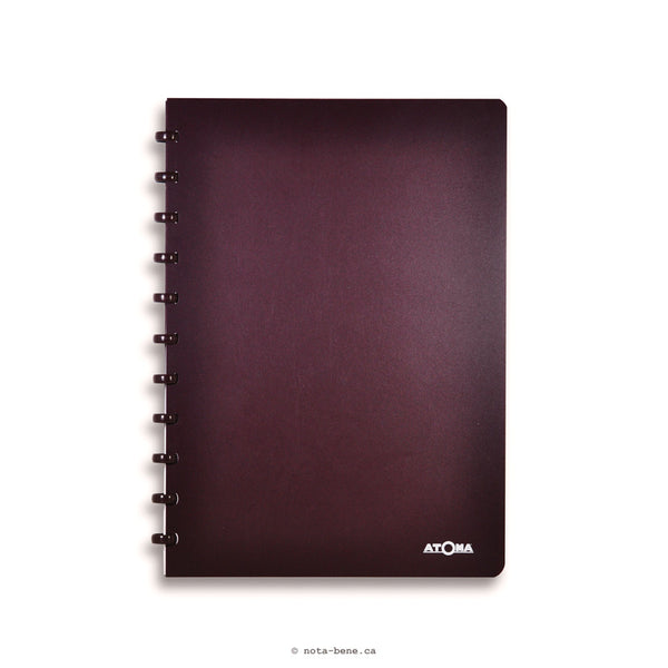 Atoma Cahier A4 - Uni• A4 Blank notebook [41476]