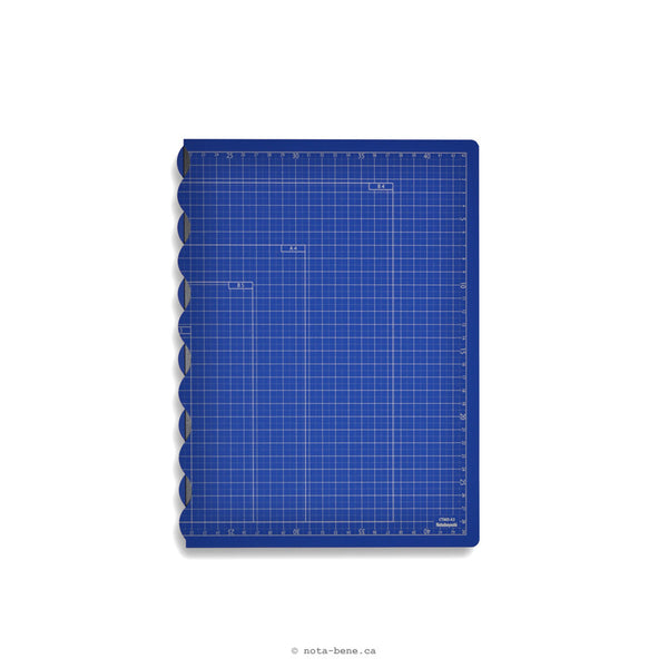 Nakabayashi Tapis de Coupe Pliable A3 • Folding Cutting Mat Medium [CTMO-A3]