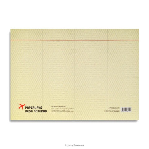 Paperways Bloc-notes A4 Notepad