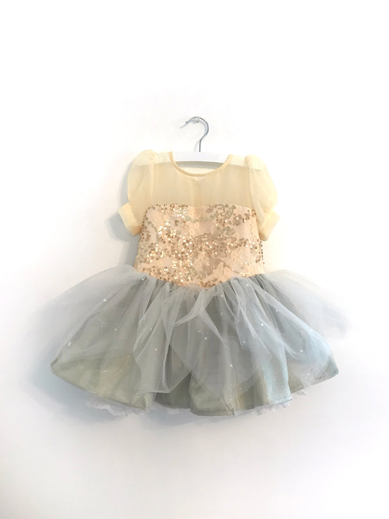 Water Lily Princess Dress