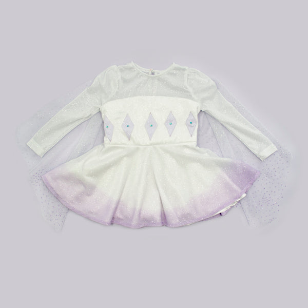 Frosted Ice II Princess Dress
