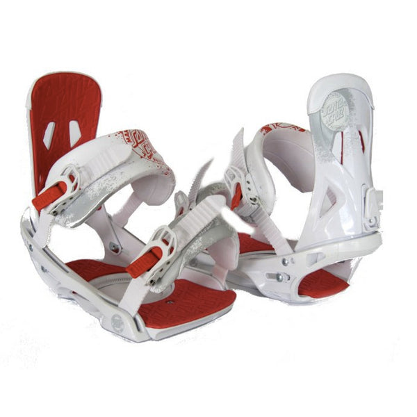 Santa Cruz Sigma White/red