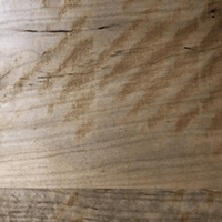 Heritage Maple Natural Finish