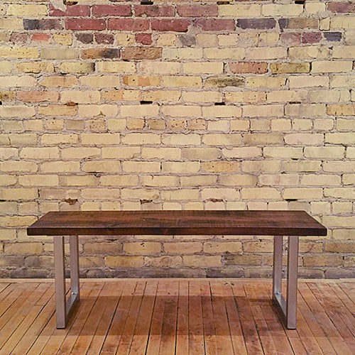 "Old Barn Pine Bench 15"" x 50"""