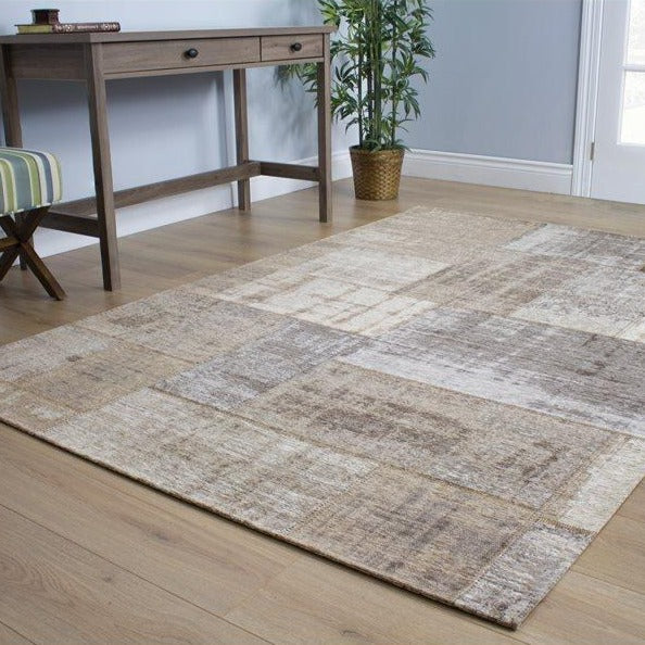 Cathederal Patchwork Rug