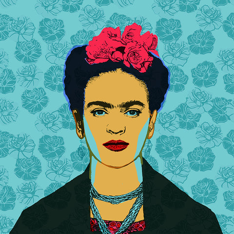 Frida Pillow by Persnickety Design