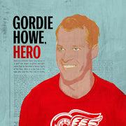 Gordie Pillow by Persnickety Design