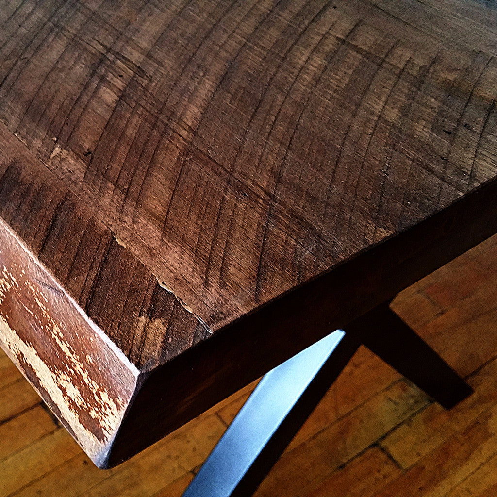 Heritage Maple Live Edge Coffee Table