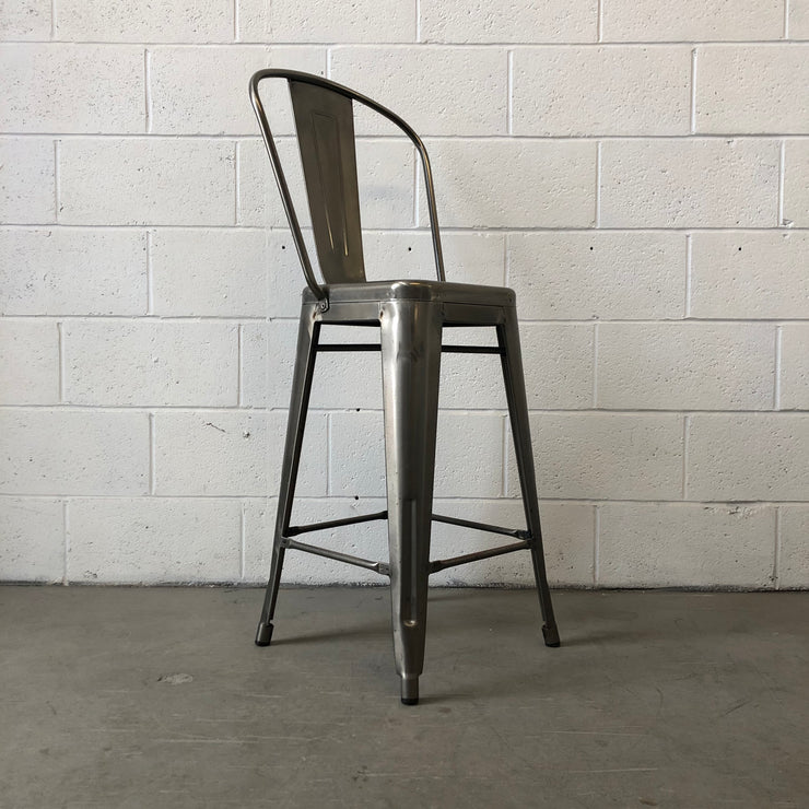 Rochelle Counter Stool W/ Back