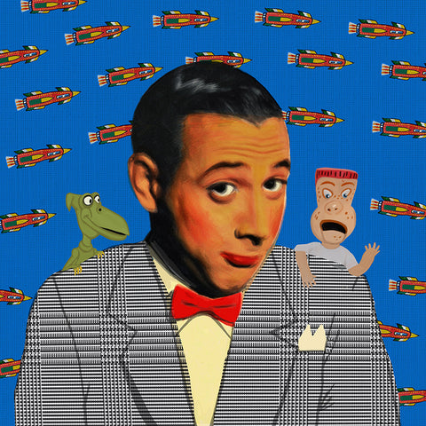 Pee Wee Pillow by Persnickety Design