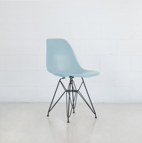 Eiffel Chair with Metal Base