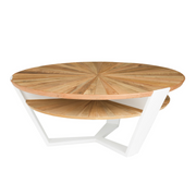 Casablanca Round Coffee Table