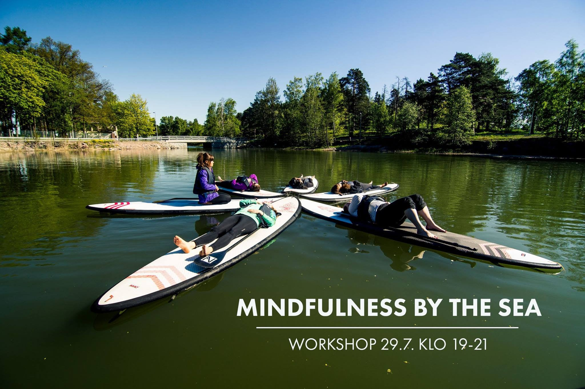 SUP & Mindfullness workshop