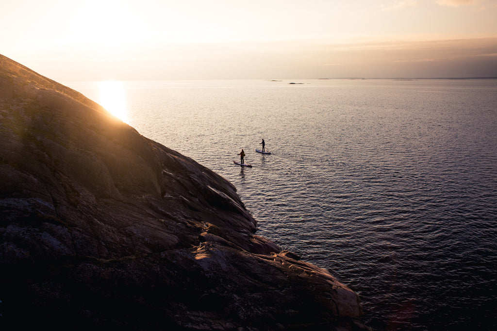 Stand-Up-Paddling in the Finnish Archipelago