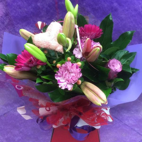 Love bouquet small