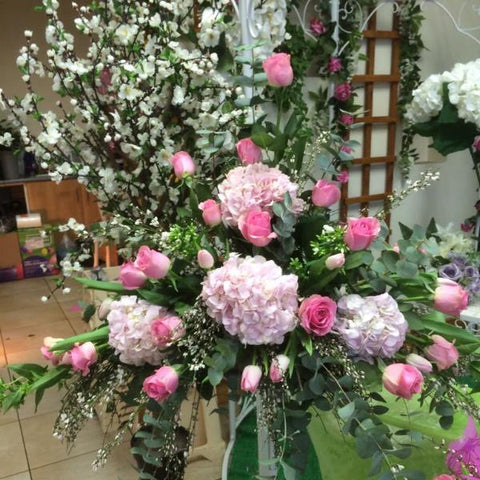 Large Anniversary arrangement