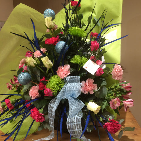 Anniversary arrangement