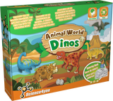 ANIMAL WORLD DINOS GAME SCIENCE4YOU