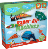Paper Air Machines toy | Science4you