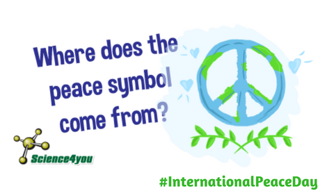 Where does the peace symbol come from?