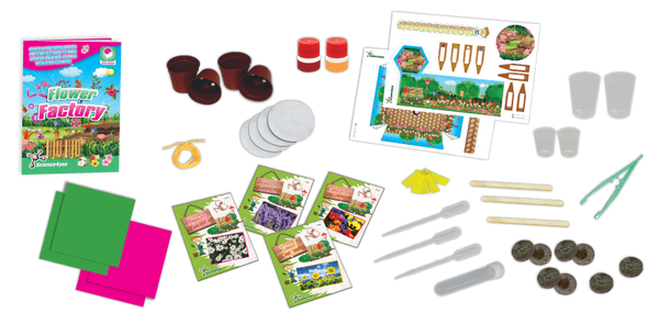 Flower Factory  | Educational Ecology Toy | STEM